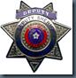 DEPUTY BADGE WHT