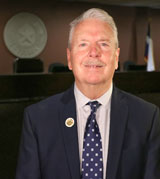 County Judge, Ricardo A. Samaniego